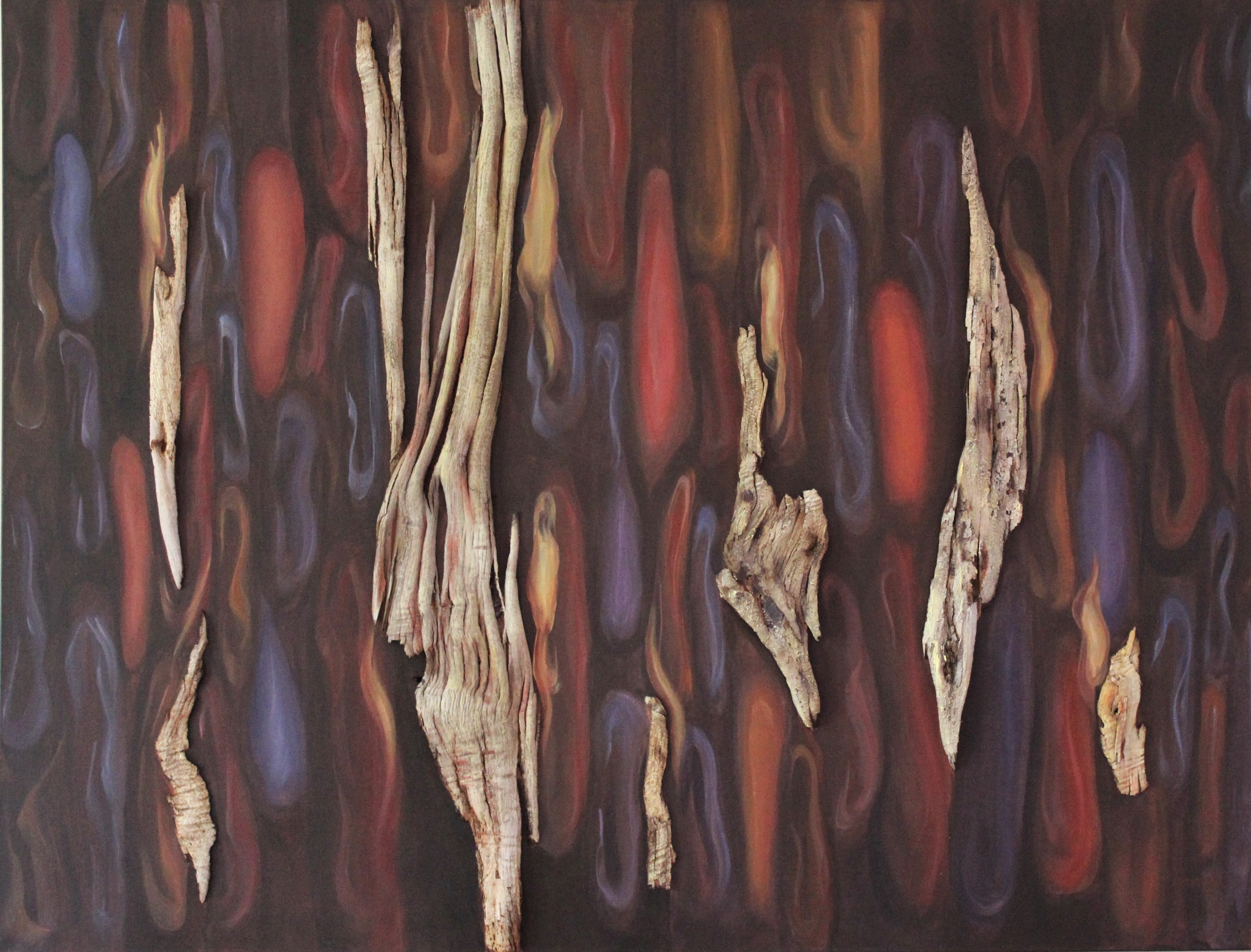 Echoes in the woods 91X122.jpg